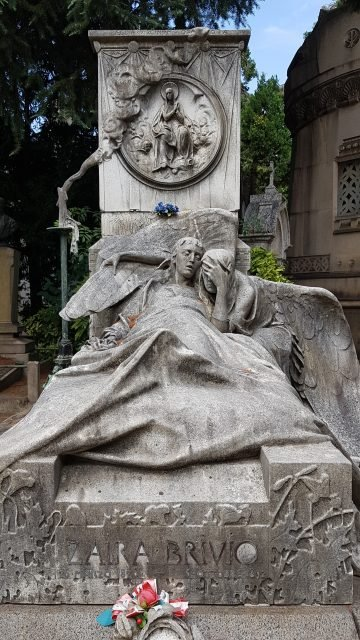 cimitero monumental di milano