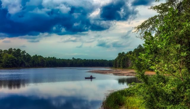 Batsto Lake in the Pine Barrens - 1778011 via Pixabay