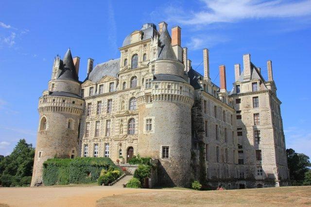 Chateau de Brissac - Instant-Shots via flickr CC BY-NC-ND 2.0