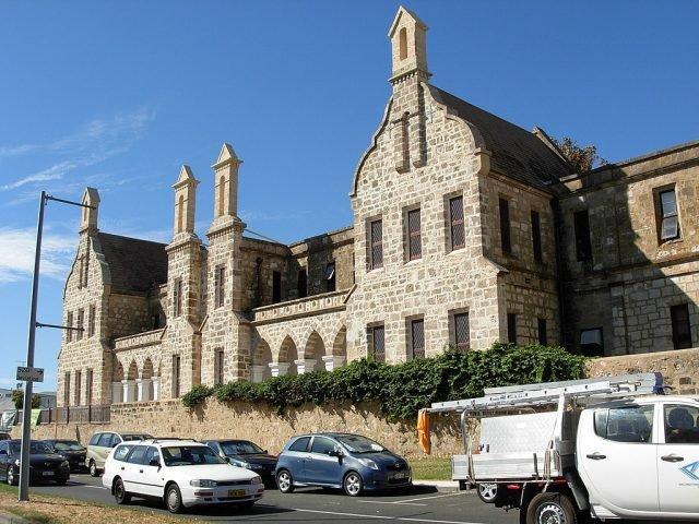 Fremantle Arts Centre - JarrahTree via commons.wikimedia CC BY-SA 2.0