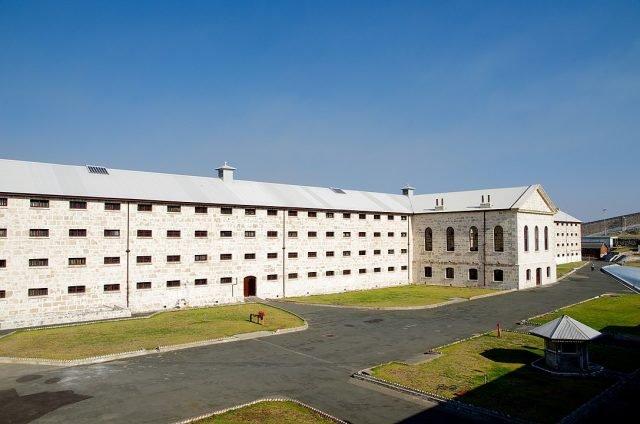 Fremantle Prison - Gnangarra via wikipedia CC BY 2.5