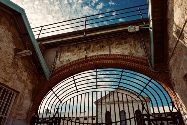 Fremantle Prison - Natalie Maguire via flickr CC BY-SA 2.0