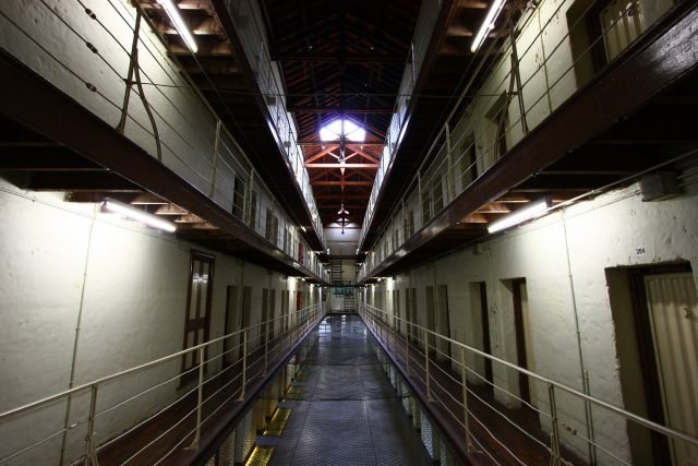 Fremantle Prison - njbawden via flickr CC BY-NC-2.0
