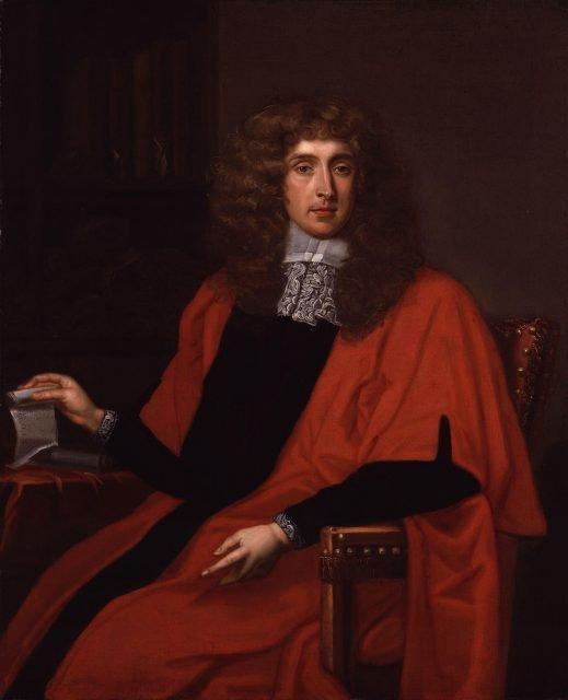 Hanging Judge Jeffreys - William Wolfgang Claret via Wikipedia