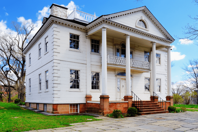 Morris Jumel House - SeanPavonePhoto 1 via Getty Images