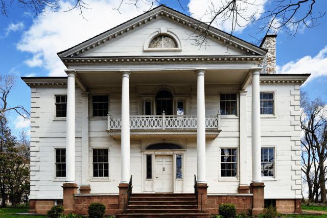 Haunted Morris Jumel House - SeanPavonePhoto via Getty Images