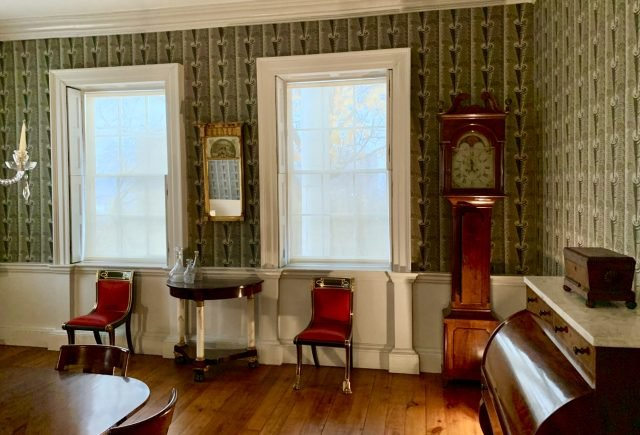 Morris Jumel Mansion interior - JR P via flickr CC BY-NC 2.0