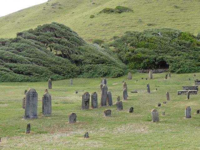 Norfolk Island cemetery - denisbin via flickr CC-BY-ND (1)
