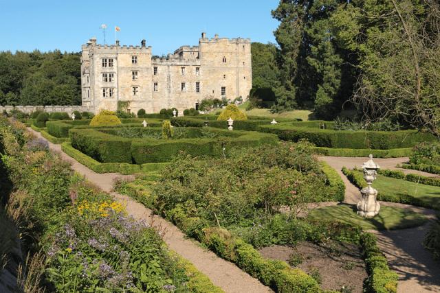 Chillingham Castle Gardens - Gannet77 via Getty Images Signature
