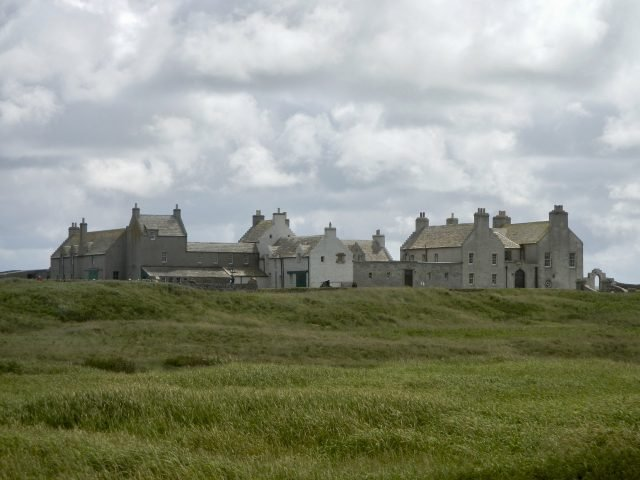 Haunted Skaill House - PunkToad via flickr CC BY 2.0 (1)