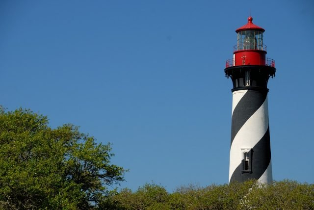 St Augustine Lighthouse - paulbr75 via Pixabay