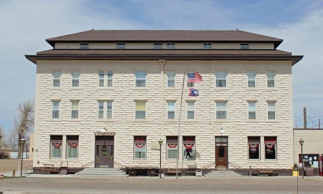 Virginian Hotel - Jeffrey Beall via wikipedia CC BY-3.0