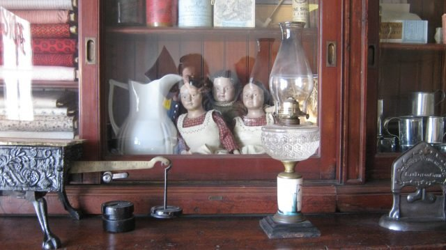 haunted Whaley House dolls - Bonnie Dean via flickr CC BY-2.0
