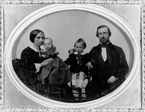 Whaley family - Whaley House Museum via wikipedia public domain