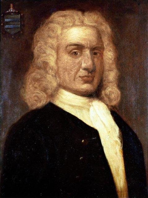 William Kidd - James Thornhill via wikipedia public domain