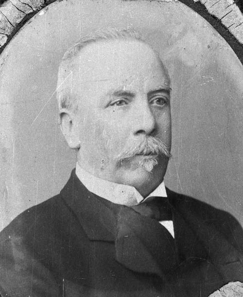 William Larnach (1890) - unknown artist via wikipedia public domain