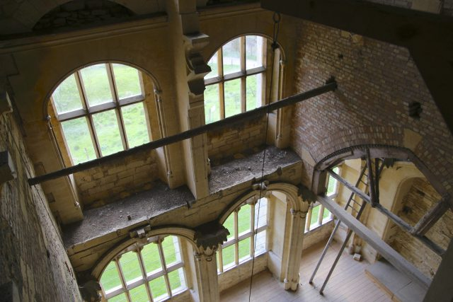 Woodchester Mansion - Kathryn via Flickr CC BY-ND 2.0